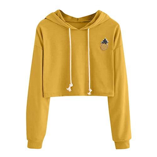 2018 Heligen Wraluhen Frauen Langarm Kapuzenpullover Colorblock Tie Dye Print Pullover Shirt Bluse Brief Drucken Sweatshirt Crop Top Hoodies - Frauen Für Tie-dye-sweatshirt