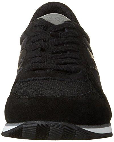 Geox U Vinto C, Sneakers Basses Homme Noir (Blackc9999)