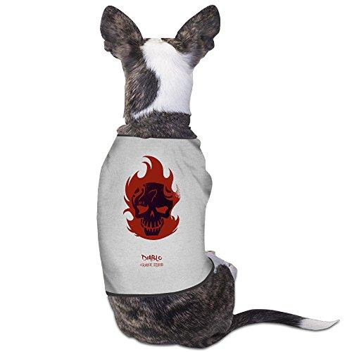 Funny Suicide Squad- película Deadshot Mascota Perro