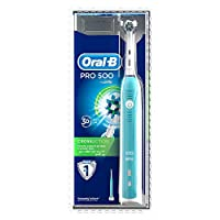 Oral-B PRO 500 CrossAction Electric Toothbrush (with UAE 3 pin plug)