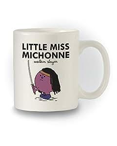 Little Miss Michonne 'Walking Dead inspiré Mug