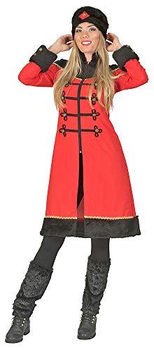 Kostüm Ukraine - Funny Fashion Kosake Tisha Kostüm für Damen - Gr. 44/46