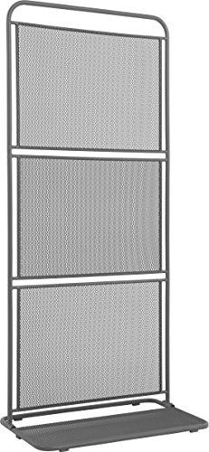 MWH Das Original FQS90007 Gartensichtschutz, Divido, grau
