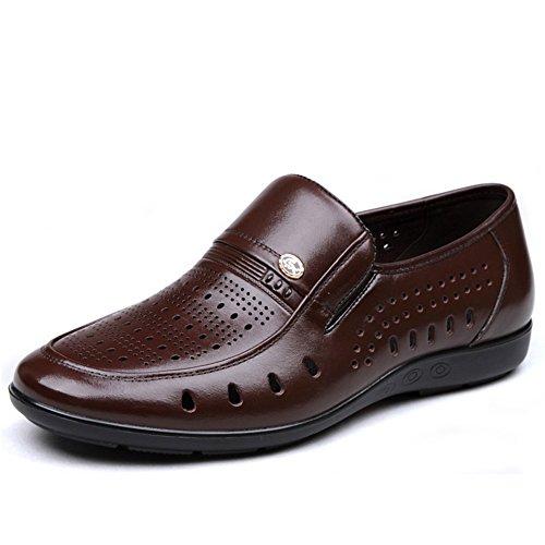 Medio Suaves De Dage Tiene Verano Hueco Colmillos Sandalias Zapatos Inferiores Transpirable H0Tnq1x