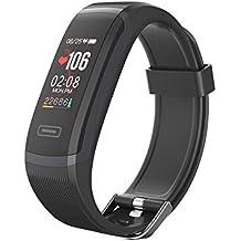 elephone colinsa 0.96 Pulgadas Bluetooth Fitness Trackers for Banda 5 Color de la Pantalla OLED Touch