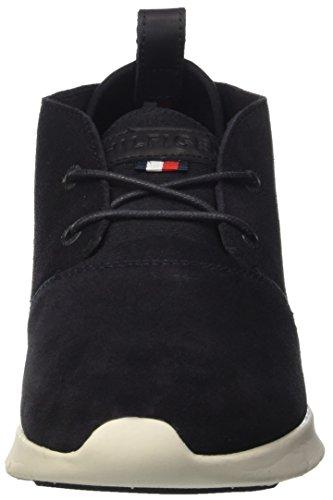 Tommy Hilfiger Herren T2285obias 8 Sneaker Blau (MIDNIGHT 403)
