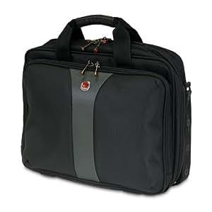 """Wenger/SwissGear LEGACY 16"""" 16"""" Malette Noir, Gris - sacoches d'ordinateurs portables (40,6 cm (16""""), Malette, Noir, Gris, 432 mm, 152 mm, 330 mm)"""