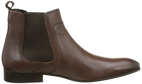 Base London Forbes, Bottes Chelsea Homme Marron (Softy Brown)