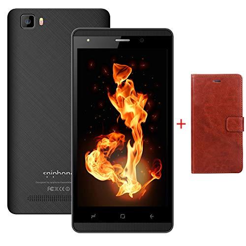 Moviles Libres Baratos,9Pcs 16GB ROM 5.0 Pulgadas Android 7,0 Doble Sim 2800mAh Batería 5MP Cámara Spiphone A10 Pro...