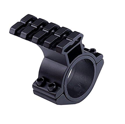 FIRE WOLF Fasshalterung 25.4mm / 30mm Ring 20mm Weber Picatinny Schienenadapter für Zielfernrohr