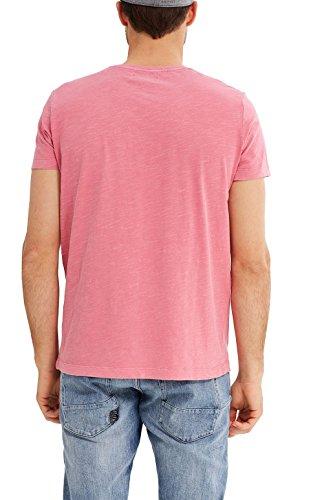 ESPRIT Herren T-Shirt Rosa (Blush 665)