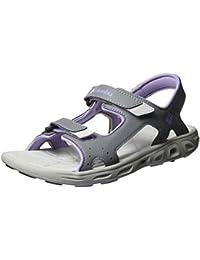 Columbia Youth Techsun Vent, Zapatillas Impermeables para Niñas