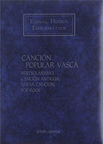 Descargar Libro Cancion Popular Vasca de Aa.Vv.