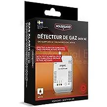 Garvan G3000 - Detector de gas propano, butano y metano Detecta gases combustibles