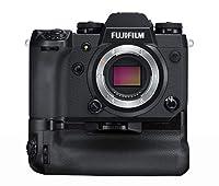 Fujifilm X-H1 - Cámara Digital sin Espejo (Kit con empuñadura Vertical, ...