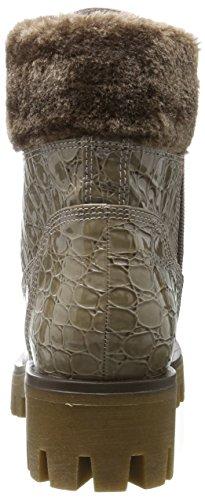 Tamaris Damen 26714 Combat Boots Braun (Pepper PatStr)