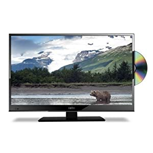 Cello C16230F 16 inch HD ready DVD combi LED 12v TV black 12 240 volt