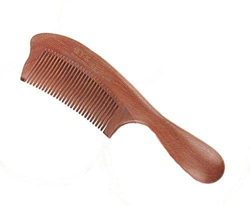 FakeFace Bao Core Sandelholzkamm Griffkamm Haarbürste Für Damen Und Herren Mehre Forme für Bartpflege und Haarpflege