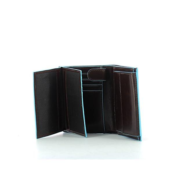 grande vendita 6f868 bb94d Piquadro Blue Square Geldbrse Men In Verticale