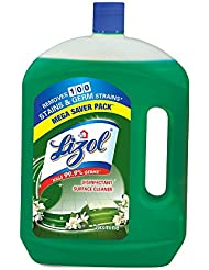 Lizol Disinfectant Surface Cleaner Jasmine 2L
