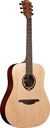 Guitarra acustica lag dreadnought