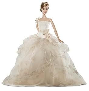 Vera WangTM Bride: The Traditionalist Barbie® Doll 2011