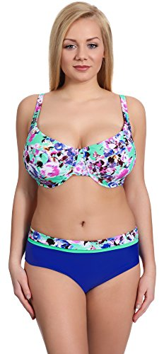 Merry Style Damen Bikini Set P608-57MIA Muster-4