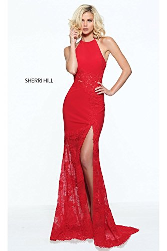 sherri-hill-red-51019-lace-reveal-leg-split-jersey-dress-uk-10-us-6