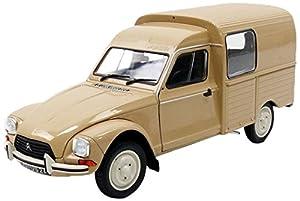 Solido 421184120Citroen acadiane (1984), Vehículo