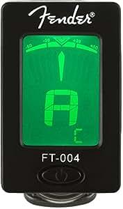 Fender FT-004 Accordeur Noir