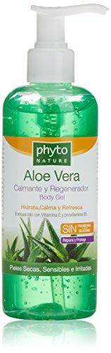 Luxana Phyto Nature Puro Calmante Regenerador, Aloe Vera - 250 gr