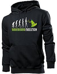 WASSERSPORT WAKEBOARD EVOLUTION - Coller Comedy Herren Kapuzenpullover S-XXL