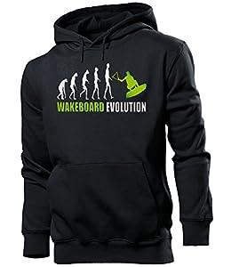 WAKEBOARD EVOLUTION 622(HKP-SW-Weiss-Grün) Gr. S