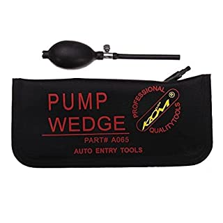 mark8shop Klom Air Wedge Auto Eintrag Tool Professional Lock Pick Set