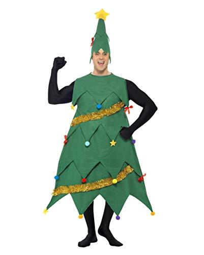 Horror-Shop Costume Dell'albero di Natale One Size
