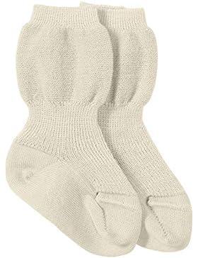 hessnatur Baby Mädchen und Jungen unisex Socke aus reiner Bio-Merinowolle