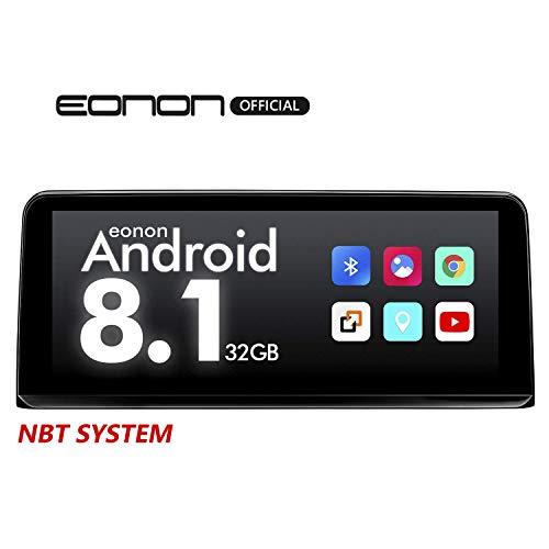 eonon GA9203NB Android 8.1 fit BMW F30 F31 F34 F35 F32 F33 F36 (2013~2017) 2GB RAM 32GB ROM 10,25\