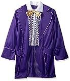 Rubies - Disfraz Oficial de Willy Wonka y The Chocolate Factory para niños