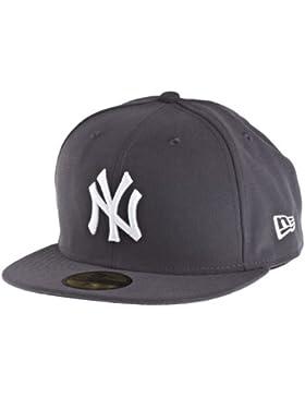 A NEW ERA Mlb Basic Ny Yankees 59 Fifty Fitted Gorra, Hombre