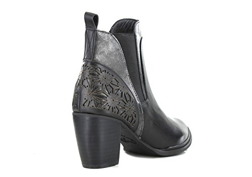 MAM'ZELLE ZOLEA - Bottines / Boots - Femme Noir