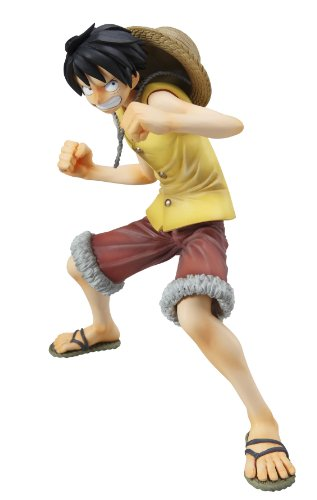 One Piece: Excellent Model P.O.P Neo DX Monkey D. Luffy Figure 1/8 Scale [Toy] (japan import) 5