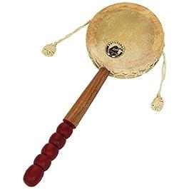 EDUPLAY 120087 – Tamburello Damru, Strumento Musicale