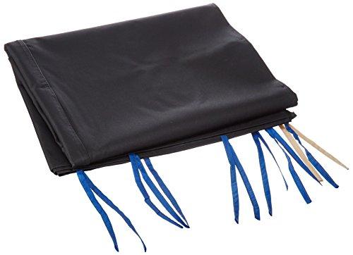 Cablematic Komplette Seitenklapp Leinwand Zelt 250cm schwarz