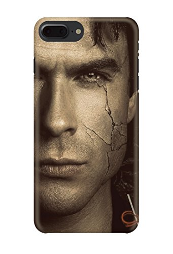 The Vampire Diaries Damon Salvatore 21 Designs 2019.Full 3D Effect Phone case Cover Shell for Apple iPhone and Samsung-Samsung S7 Edge - 4