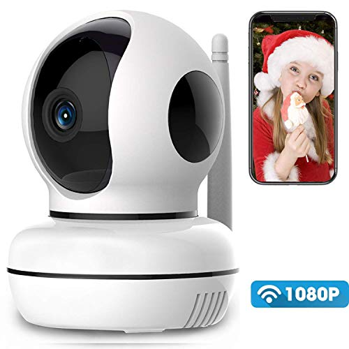 Full HD WIFI Camera Audio Email Alarm Home Security Wireless Camera Baby Monitor