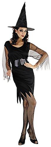 Party Pro–87289079–Costume strega sexy, taglia 38