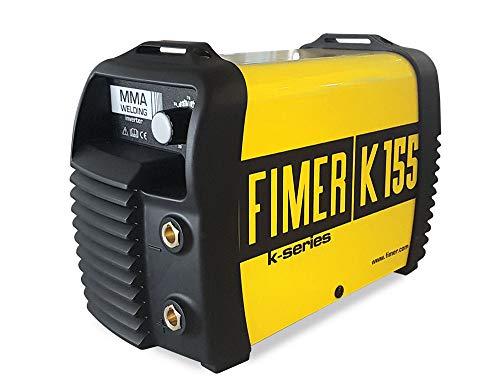 Fimer K155 - Kit Saldatrice Inverter MMA Elettrodo