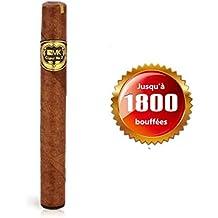 Cigare électronique jetable 1800 Bouffées (sans nicotine ni tabac)