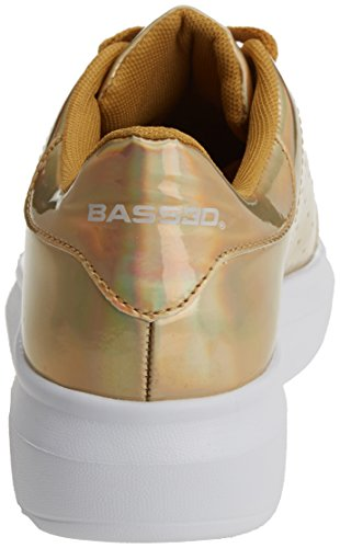 bass3d Damen 041281 Sneaker Gold