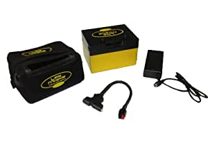 Little Miracle 36 Hole Lithium Golf Battery & Charger